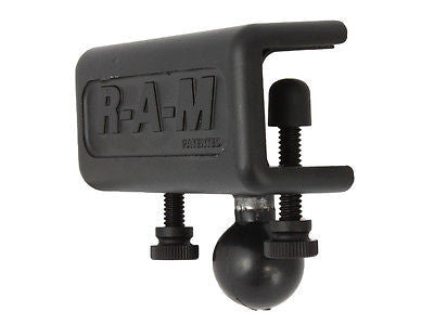 "RAM-B-259U RAM Mounts U-Channel Glare Shield Clamp Base with 1"" Ball -  - RAM Mounts - Synergy Mounting Systems - RAM Mounts Authorized Dealer"