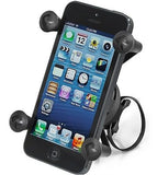 RAP-274-1-UN7U RAM Mounts EZ-ON/OFF Bike Mount w/ Universal X-Grip Phone Holder -  - RAM Mounts - Synergy Mounting Systems - RAM Mounts Authorized Dealer