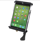 "RAM-HOL-TABL12U Tab-Lock Universal Spring Loaded Holder for 8"" Tablets w/ Case -  - RAM Mounts - Synergy Mounting Systems - RAM Mounts Authorized Dealer"