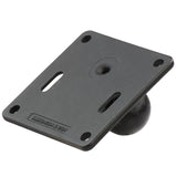 "RAM-2461U RAM Mounts 75mm X 75mm VESA 3.625"" Plate w/ 1.5"" Diameter Ball -  - RAM Mounts - Synergy Mounting Systems - RAM Mounts Authorized Dealer"