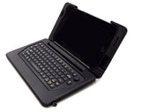 iKey IK-SAM-AT Snap-On Rugged Backlit Keyboard for the Samsung Galaxy Tab Active2 Rugged Tablet