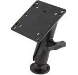 RAM-101U-246 RAM Mounts Double Ball Mount with 100x100mm VESA Plate -  - RAM Mounts - Synergy Mounting Systems - RAM Mounts Authorized Dealer