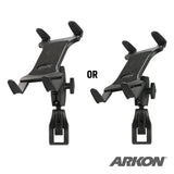 Arkon TAB1RMCPM Robust Clamp Tablet Mount with Security Knob