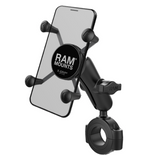 RAM-B-408-112-15-UN7U RAM Mounts X-Grip® Phone Mount with RAM® Torque™ Large Rail Base