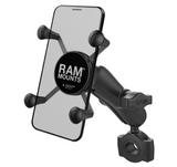 RAM-B-408-75-1-UN7U RAM Mounts X-Grip® Phone Mount with RAM® Torque™ Medium Rail Base
