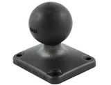 "RAP-202U-225 RAM Mounts Composite 2"" x 2.25"" Base with C-Size 1.5-Inch Ball -  - RAM Mounts - Synergy Mounting Systems - RAM Mounts Authorized Dealer"