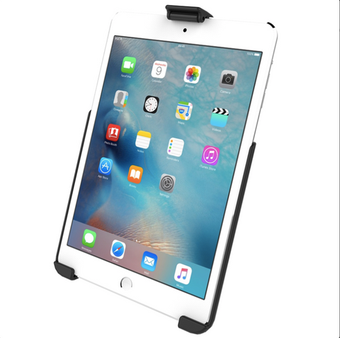 RAM-HOL-AP20U RAM Mounts EZ-Roll'r Cradle for the Apple iPad mini 4 WITHOUT CASE -  - RAM Mounts - Synergy Mounting Systems - RAM Mounts Authorized Dealer