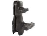 RAM Mounts RAP-BC-201U Double Socket Swivel Arm for 1-Inch B Size & 1.5-Inch C Size Balls -  - RAM Mounts - Synergy Mounting Systems - RAM Mounts Authorized Dealer