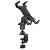 Arkon TABRM086 Heavy-Duty Clamp Tablet Mount for Tripods, Carts, Tables, Desks for iPad Air 2, iPad 4, 3, 2, Galaxy