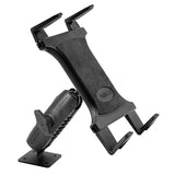 Arkon TABRMAMPS-MET Drill-Base Tablet Mount for Apple iPad Air 2, iPad Pro, iPad 4, 3, 2, Samsung Galaxy Tablets