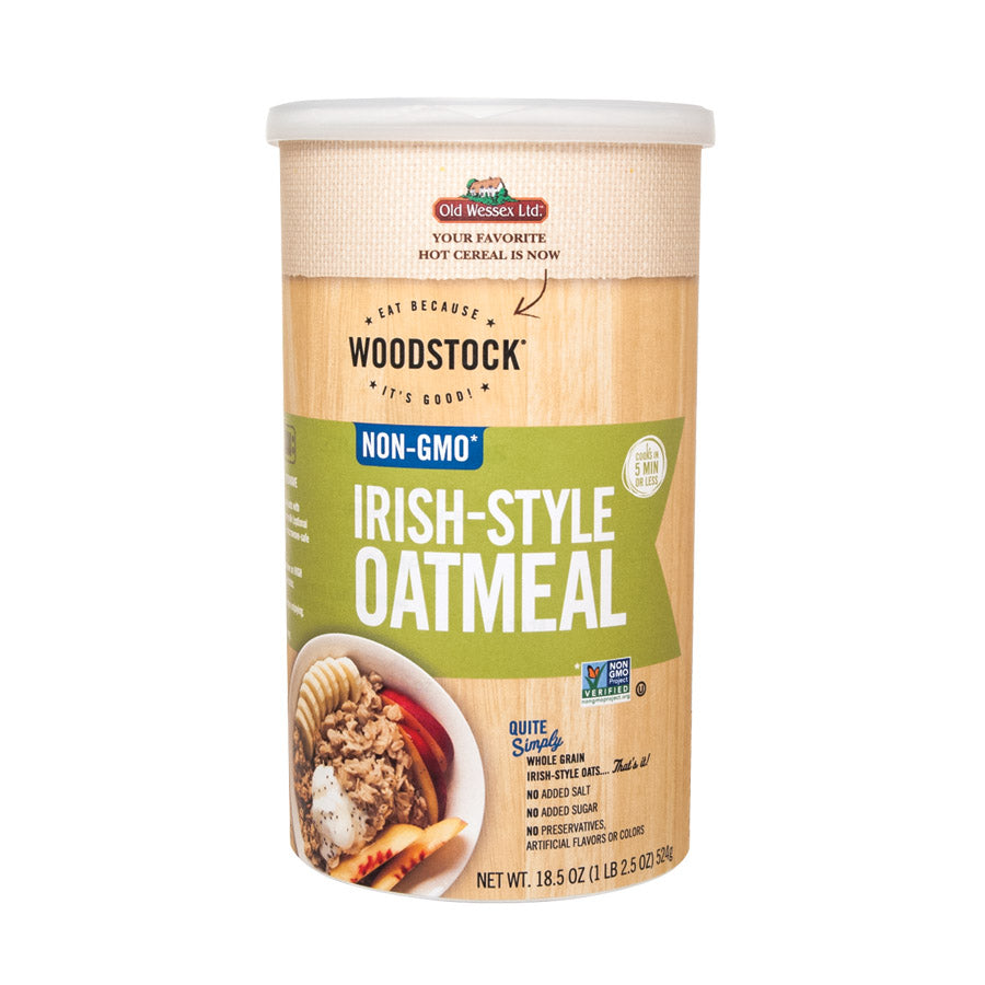 Woodstock Irish-style Oats - 16 Oz.