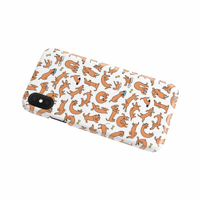 Cell Phone Cases Dachshunds Everywhere FREE SHIPPING