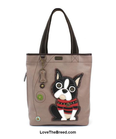 Boston Terrier Chala Everyday Tote