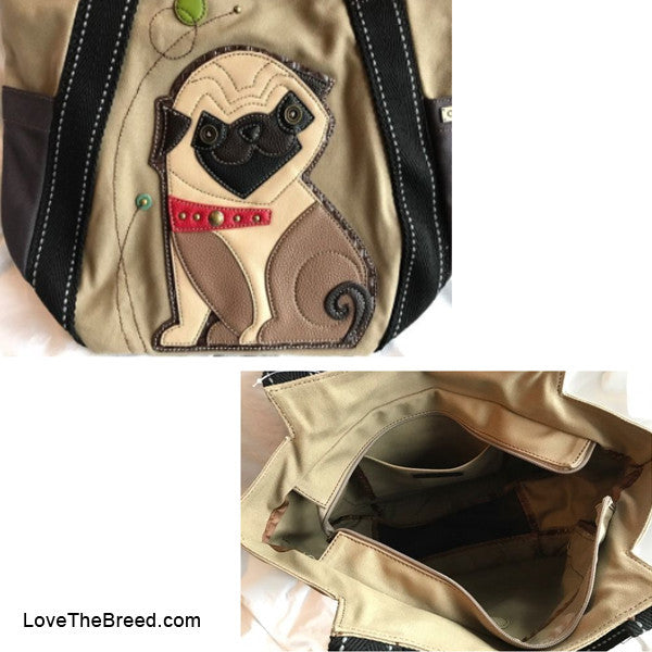 Pug Carryall Bag