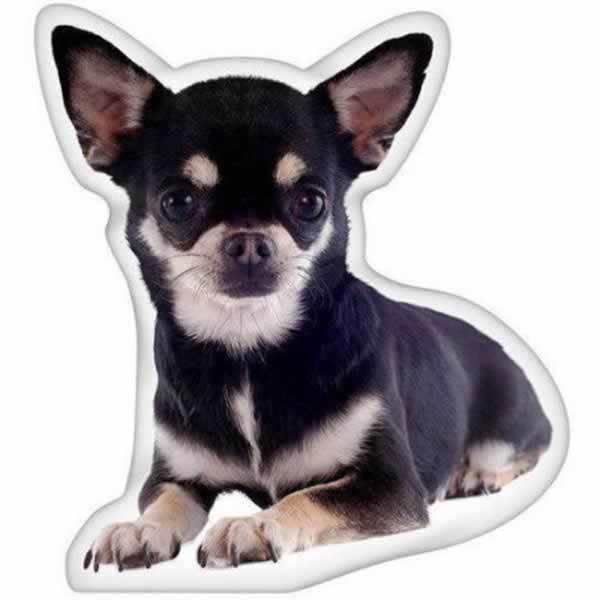 Chihuahua Shaped Pillows