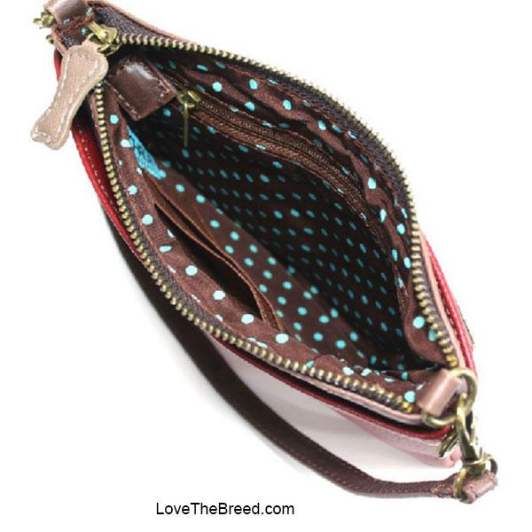 Dachshund Mini Crossbody or Clutch Purse Chala