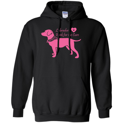 Labradors Bark for the Cure Shirts