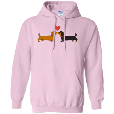 Dachshund Long on Love Shirts Wirehaired