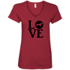 LOVE Short Hair Dachshund Shirts