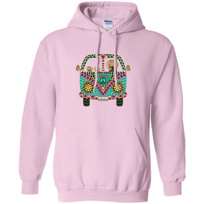 Dachshunds Love Bus Brown Dogs Sweatshirts + Long Sleeves