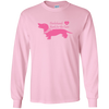 Dachshunds Bark for the Cure Shirts Fundraiser