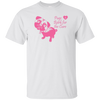 Pugs Bark for the Cure Shirts