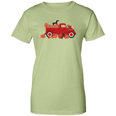 Dachshunds Fall Harvest Shirts