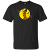 Dachshund Happy Halloweenie Long Hair Shirts