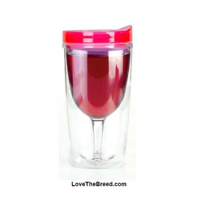 Mommy's Sippy Cup Insulated Wine Tumbler