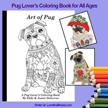 Pug Coloring Book For All Ages Reviews