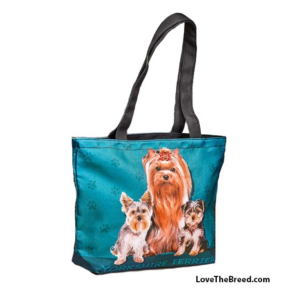 Yorkshire Terrier Photo Tote