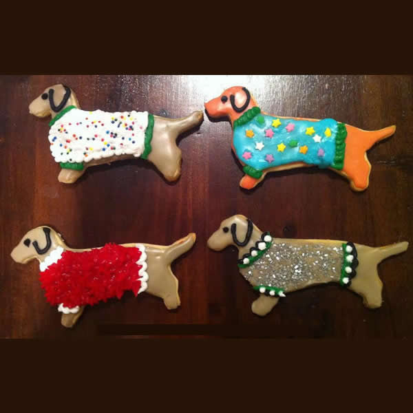 Dachshund Cookie Cutter FUNDRAISER