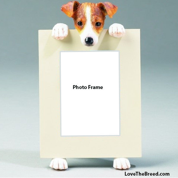 Jack Russell Photo Frame