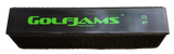 Golfjams bluetooth speaker system golf clip