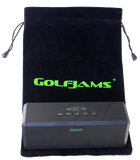 Golfjams bluetooth speaker system bag