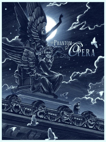 """The Phantom of the Opera"" - Canvas Variant Edition"