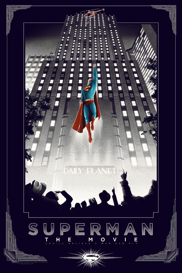 """Superman"" - Variant Edition"