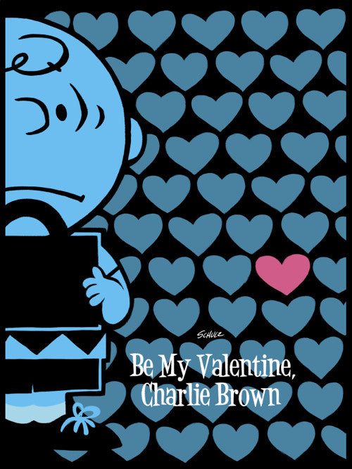 Be My Valentine Charlie Brown - Variant Edition