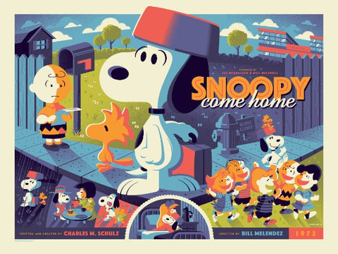 Snoopy Come Home - Standard Edition