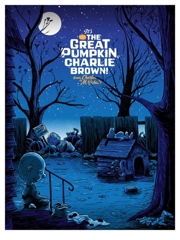 It's the Great Pumpkin Charlie Brown - Tim Doyle & Ridge Rooms Standard Edition