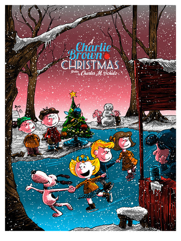 A Charlie Brown Christmas - Tim Doyle & Ridge Rooms Standard Edition
