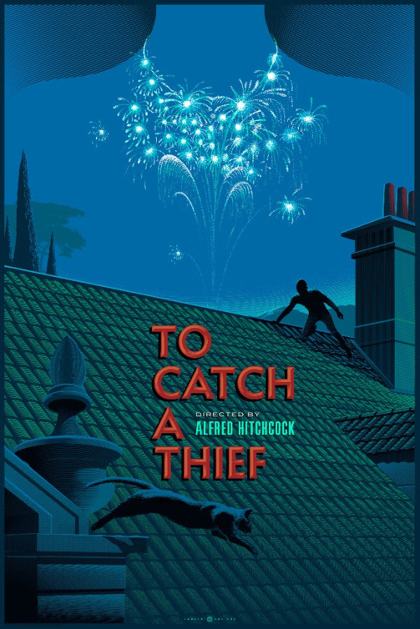 """To Catch a Thief"" - Canvas Standard Edition"