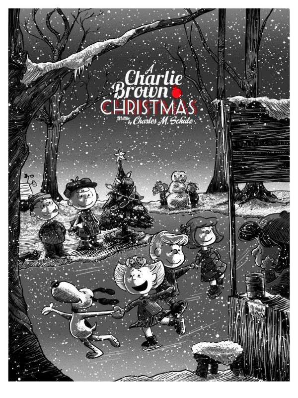 A Charlie Brown Christmas - Tim Doyle & Ridge Rooms Variant Edition