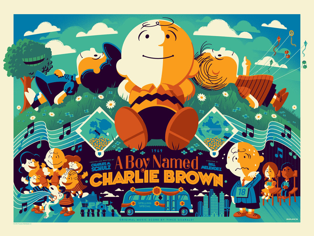 A Boy Named Charlie Brown (Standard)