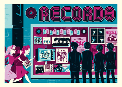 The Record Store - Standard Edition