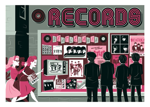 The Record Store - Variant Edition