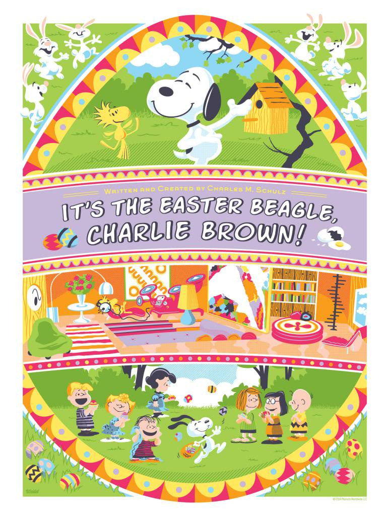 It's the Easter Beagle, Charlie Brown (standard)