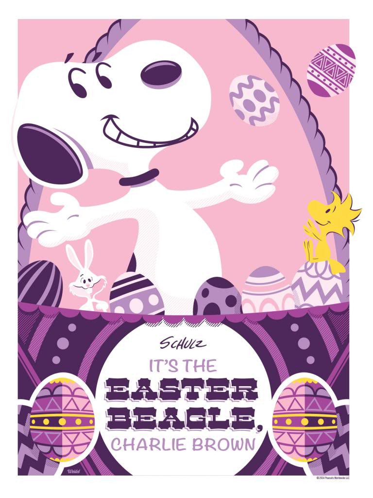 It''s the Easter Beagle, Charlie Brown (variant)