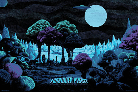 Forbidden Planet - Variant Edition