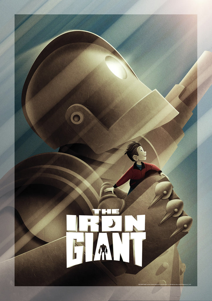 Iron Giant - Signature Edition (Timed Metal Edition)